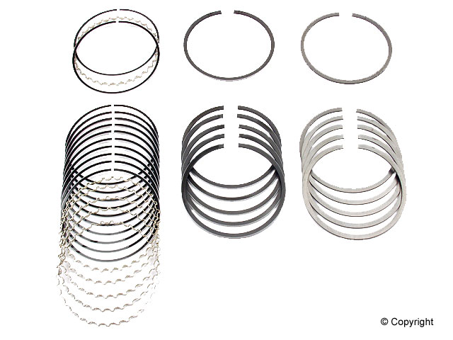 Nissan 280Z > Nissan 280Z Engine Piston Ring Set