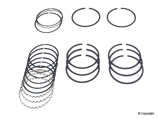 Nissan Piston Ring Set > Nissan 620 Engine Piston Ring Set