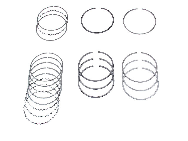 Suzuki Piston Ring Set > Suzuki Sidekick Engine Piston Ring Set