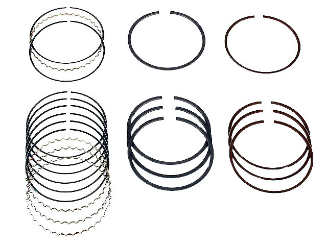 Suzuki Piston Ring Set > Suzuki Samurai Engine Piston Ring Set