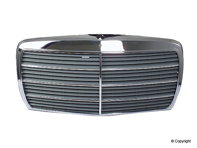 Mercedes 300CD Grille Assembly > Mercedes 300CD Grille