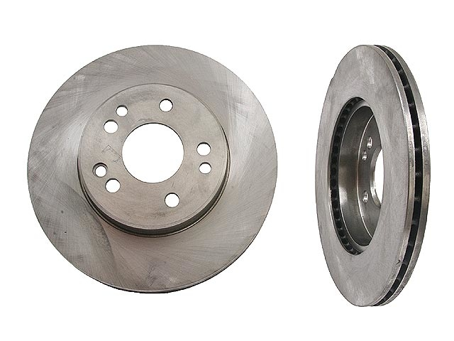 Mercedes 560SL Brake Disc > Mercedes 560SL Disc Brake Rotor