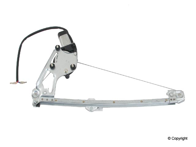 Mercedes 300D Window Regulator > Mercedes 300D Window Regulator