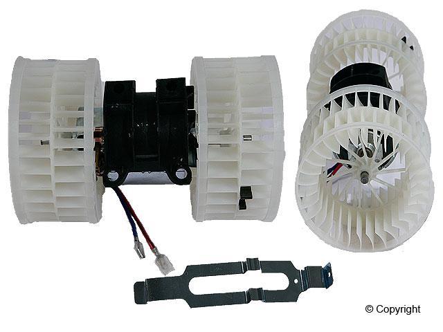 Mercedes Blower Motor > Mercedes 500E HVAC Blower Motor