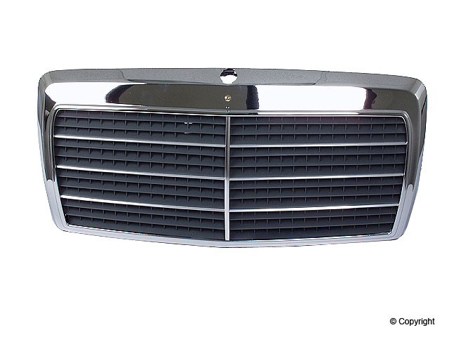 Mercedes 300CE Grille Assembly > Mercedes 300CE Grille