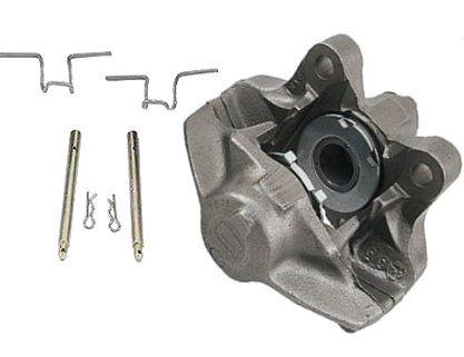 Mercedes Brake Caliper > Mercedes 450SLC Disc Brake Caliper