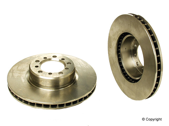 Mercedes 350SD Rotors > Mercedes 350SDL Disc Brake Rotor