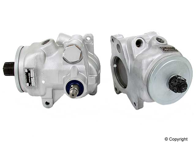 Mercedes 560SEL Power Steering Pump > Mercedes 560SEL Power Steering Pump