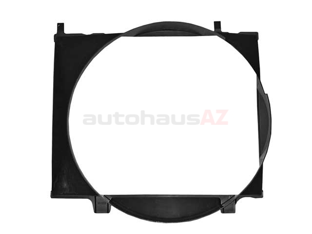 Mercedes Fan Shroud > Mercedes 300TD Engine Cooling Fan Shroud