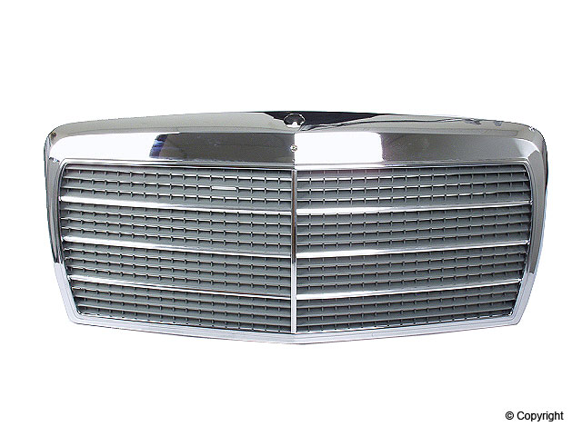 Mercedes 300SD Grille Assembly > Mercedes 300SD Grille
