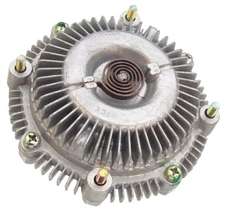 Volvo 760 Fan Clutch > Volvo 760 Engine Cooling Fan Clutch