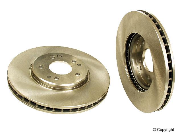 Mercedes 300SL Brakes > Mercedes 300SL Disc Brake Rotor