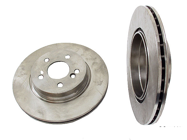 Mercedes 600SL Rotors > Mercedes 600SL Disc Brake Rotor