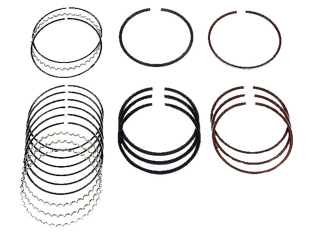 Toyota Piston Ring Set > Toyota MR2 Engine Piston Ring Set