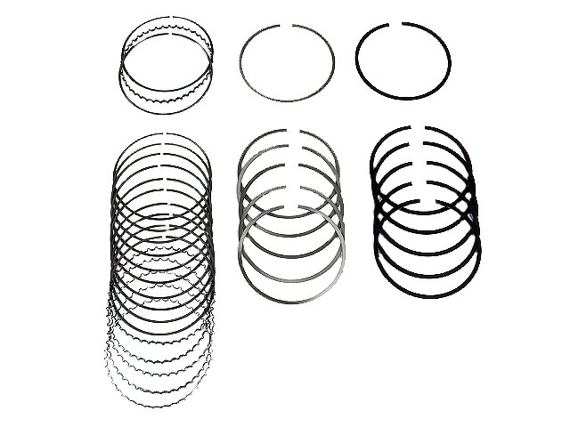 Toyota Piston Ring Set > Toyota T100 Engine Piston Ring Set
