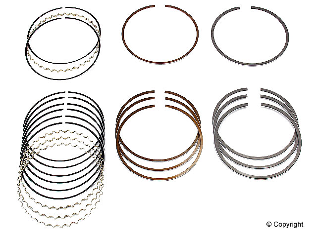 Toyota Piston Ring Set > Toyota Van Engine Piston Ring Set