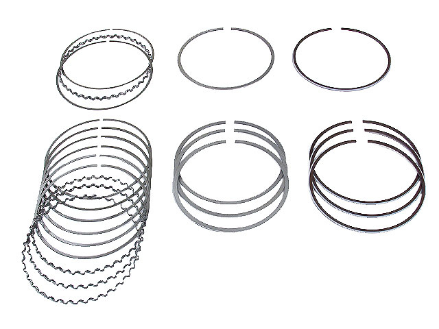 Toyota Piston Ring Set > Toyota Tacoma Engine Piston Ring Set
