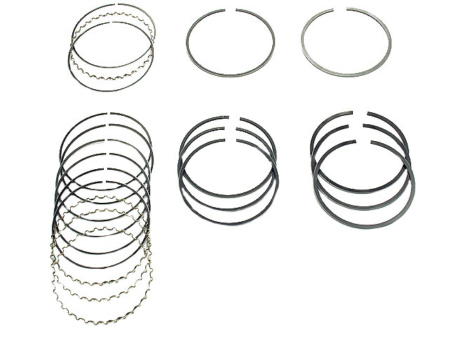 Honda Piston Ring Set > Honda Civic Del Sol Engine Piston Ring Set