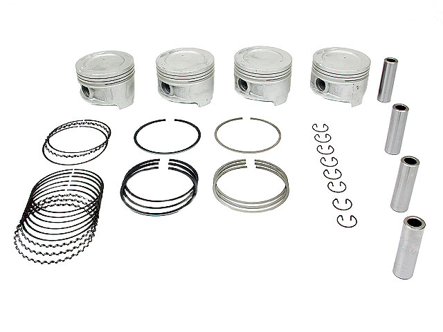Toyota Piston Set > Toyota Pickup Engine Piston Set