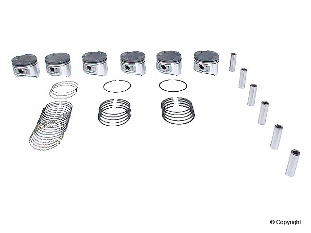Lexus Piston Set > Lexus ES250 Engine Piston Set