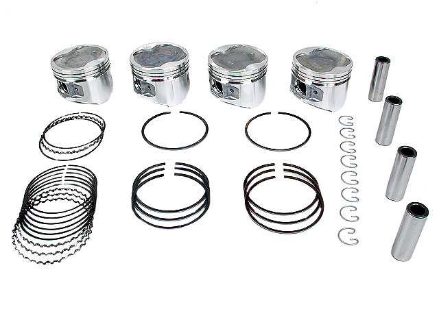 Toyota Piston Set > Toyota MR2 Engine Piston Set