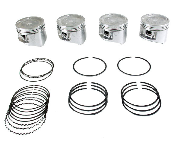 Honda Piston Set > Honda Accord Engine Piston Set