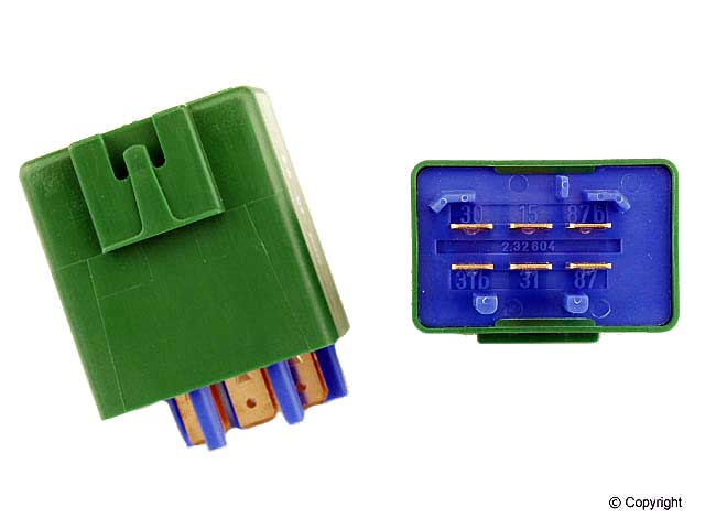 Volvo Fuel Pump Relay > Volvo 760 Fuel Pump Relay