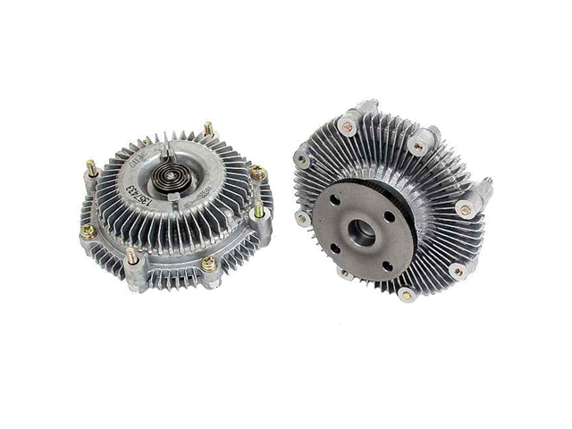 Volvo Fan Clutch > Volvo 242 Engine Cooling Fan Clutch