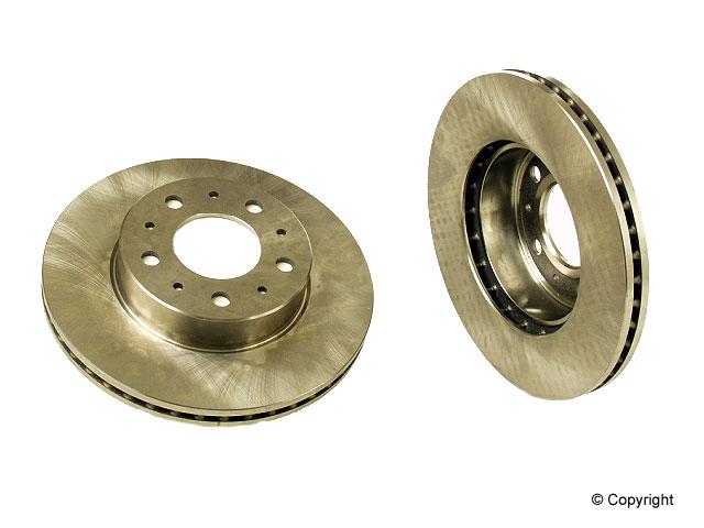 Volvo Brake Disc > Volvo 740 Disc Brake Rotor