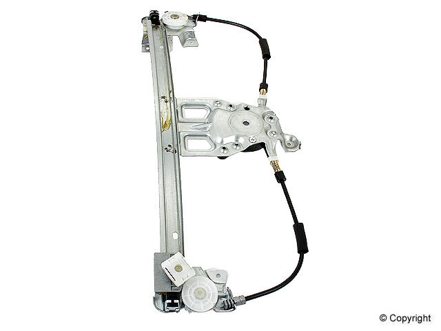 Mercedes 400SE Window Regulator > Mercedes 400SEL Window Regulator