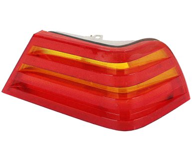 Mercedes 600 Tail Light Lens > Mercedes 600SEL Tail Light Lens