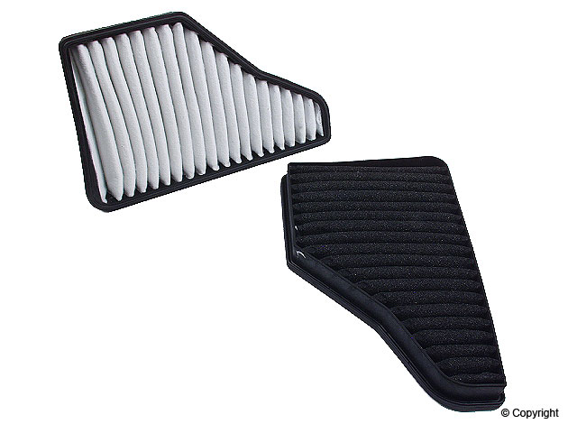 Mercedes 600SEC Cabin Filter > Mercedes 600SEC Cabin Air Filter