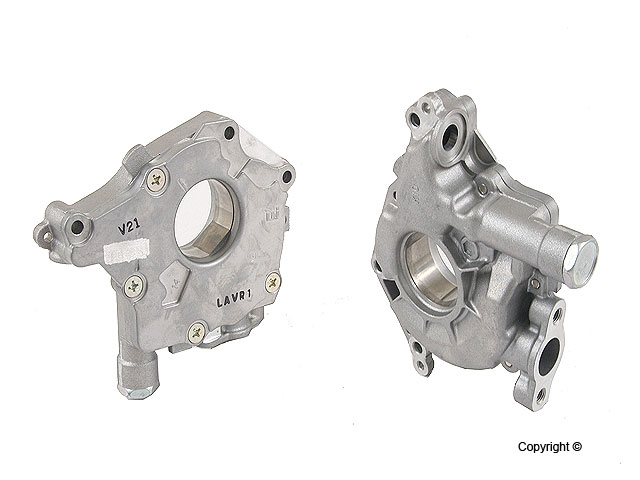 Infiniti Oil Pump > Infiniti FX35 Engine Oil Pump