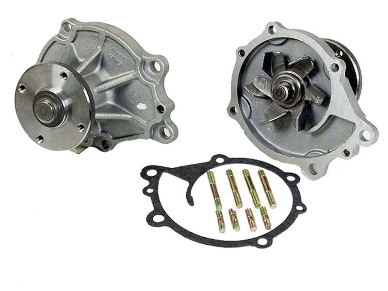 Nissan 260Z > Nissan 260Z Engine Water Pump