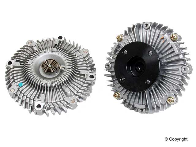 Nissan 240Z Fan Clutch > Nissan 240Z Engine Cooling Fan Clutch