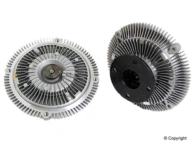 Nissan Fan Clutch > Nissan D21 Engine Cooling Fan Clutch