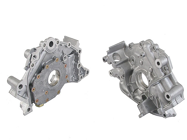 Lexus Oil Pump > Lexus GX470 Engine Oil Pump