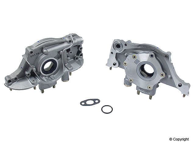 Honda Oil Pump > Honda CRX Engine Oil Pump
