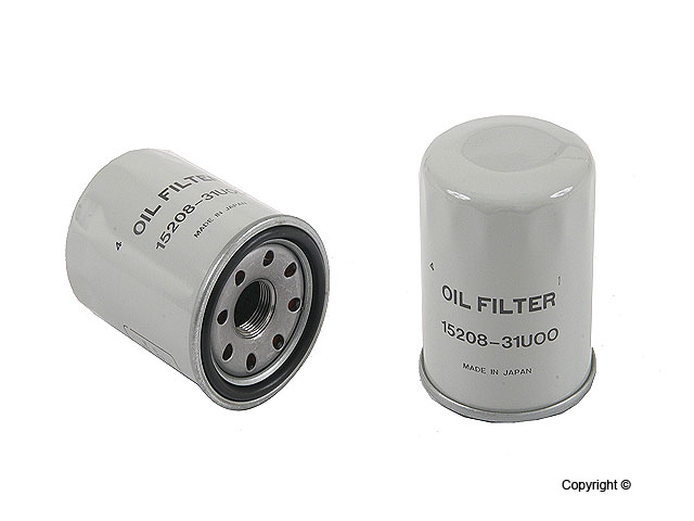 Infiniti M45 > Infiniti M45 Engine Oil Filter