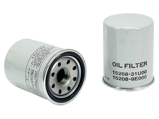Infiniti QX56 > Infiniti QX56 Engine Oil Filter