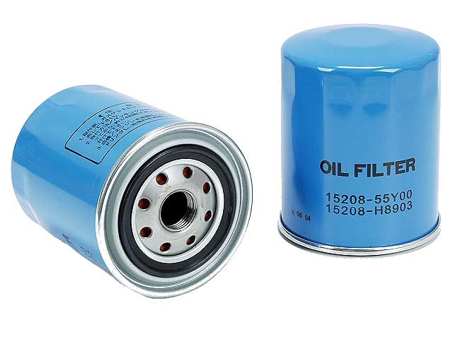 Nissan D21 Oil Filter > Nissan D21 Engine Oil Filter