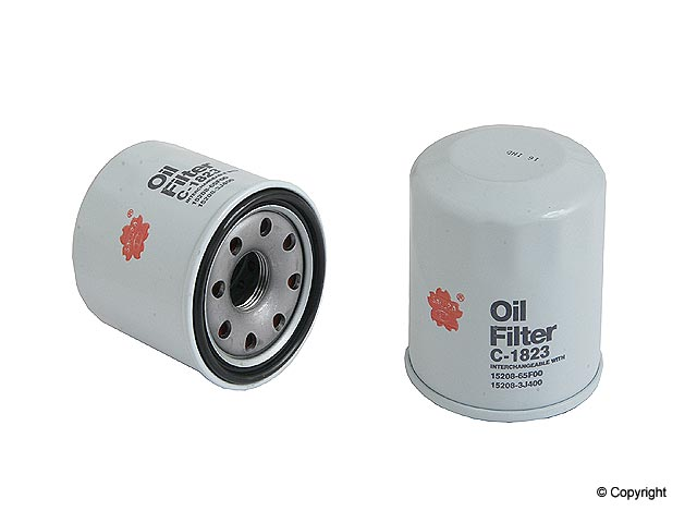 Nissan Quest Oil Filter > Nissan Quest Engine Oil Filter