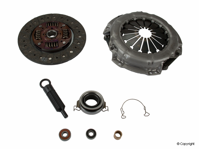 Lexus ES250 Clutch Kit > Lexus ES250 Clutch Kit