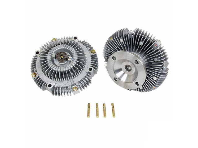 Toyota Fan Clutch > Toyota Land Cruiser Engine Cooling Fan Clutch