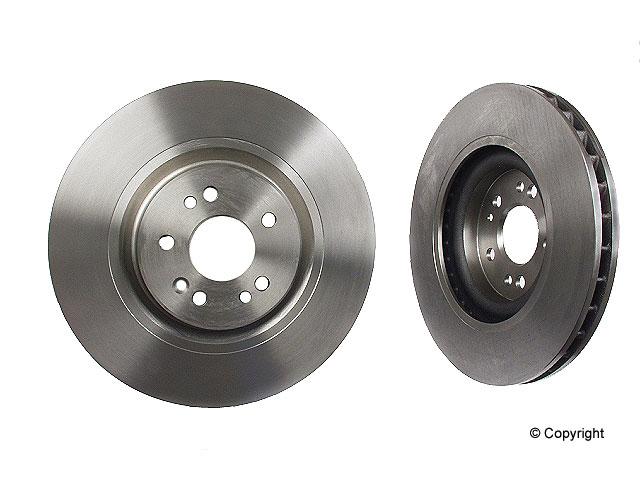 Mercedes ML55 Brake Disc > Mercedes ML55 AMG Disc Brake Rotor