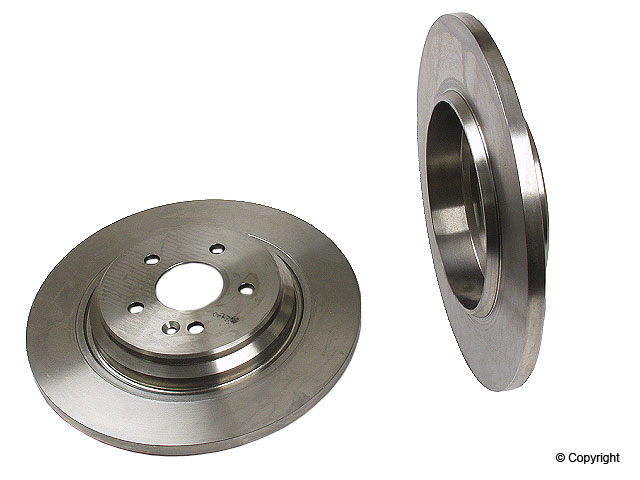 Mercedes ML500 > Mercedes ML500 Disc Brake Rotor