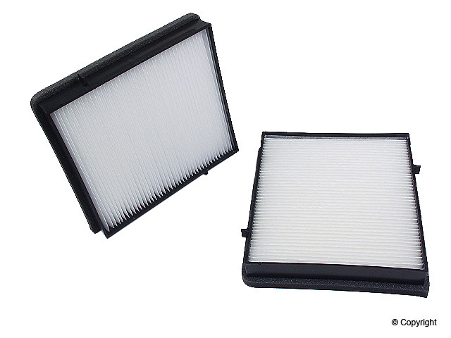 Mercedes ML350 Cabin Filter > Mercedes ML350 Cabin Air Filter
