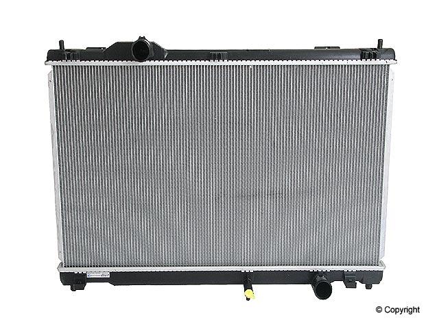Lexus Radiator > Lexus GS350 Radiator