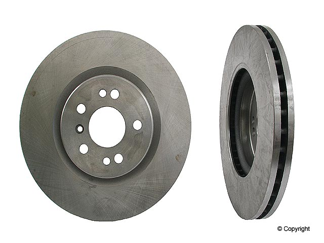 Mercedes ML55 Brakes > Mercedes ML550 Disc Brake Rotor