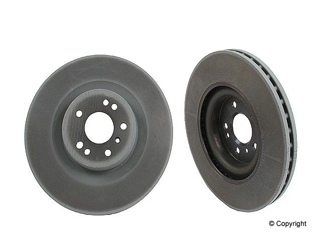 Mercedes Rotors > Mercedes ML550 Disc Brake Rotor